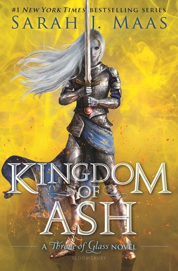 Kingdom of Ash - cover