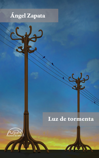 Luz de tormenta - cover