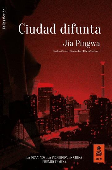 Ciudad difunta - cover