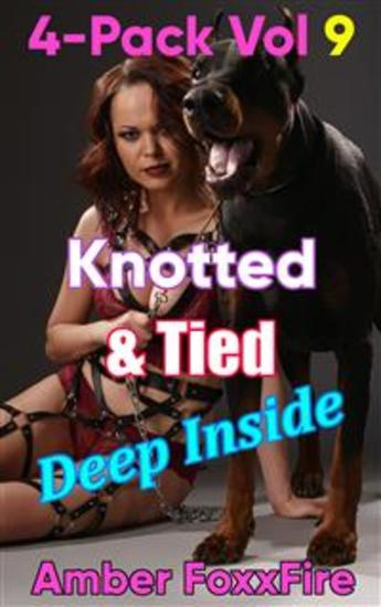 Knotted & Tied Deep Inside Vol 9 - cover