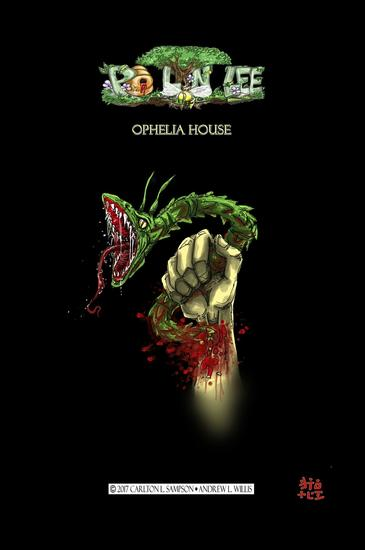 Po Lyn Lee - Ophelia House - cover