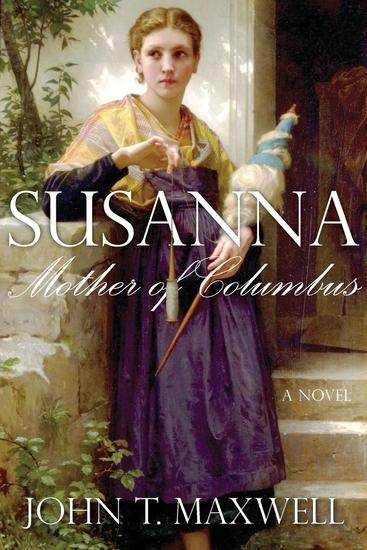Susanna Mother of Columbus - cover