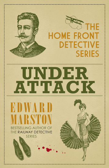 Under Attack - cover