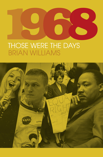 1968: Those Were the Days - cover