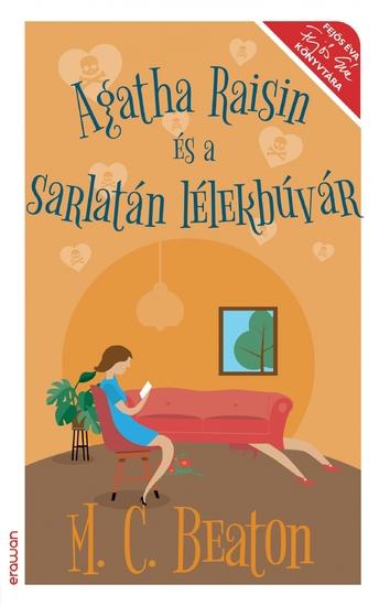 Agatha Raisin és a sarlatán lélekbúvár - cover