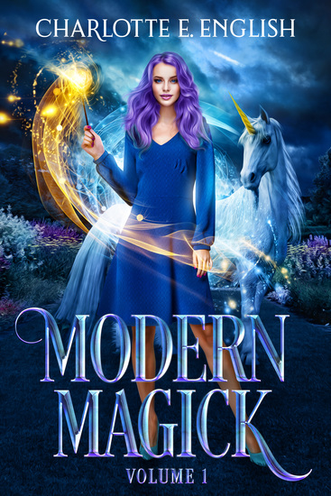 Modern Magick Volume 1 - Books 1-3 - cover