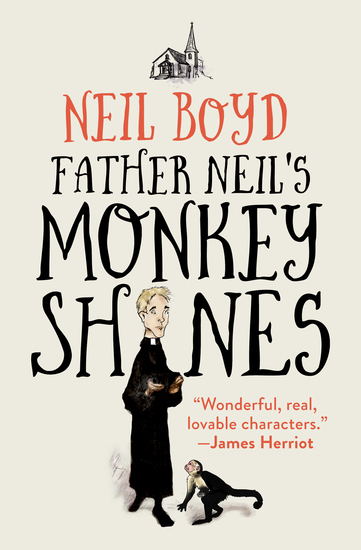 Father Neil's Monkeyshines - cover