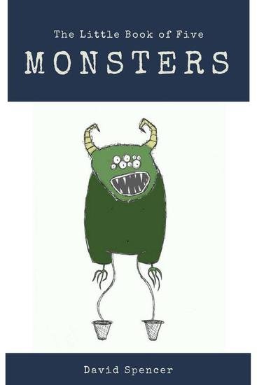 The Little Book of Five Monsters - cover