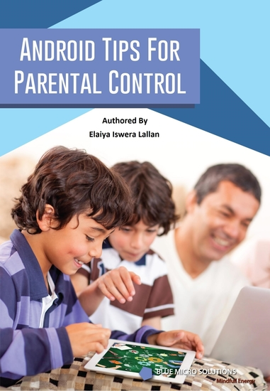 Android Tips for Parental Control - cover