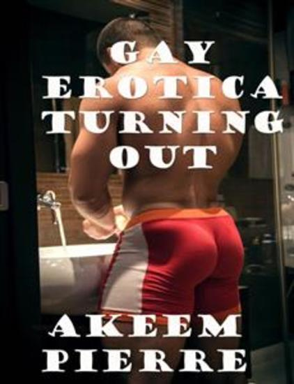 Gay Erotica Turning Out - cover