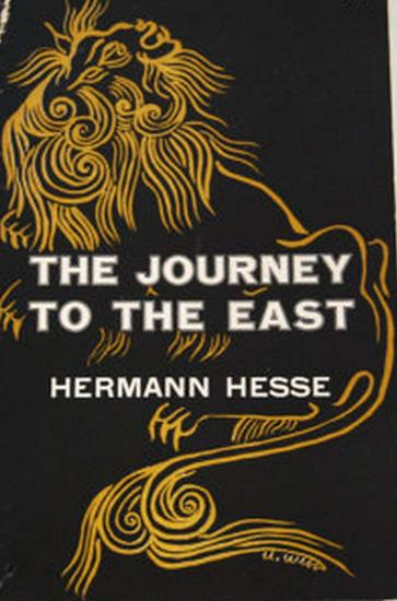 The Journey to the East - cover