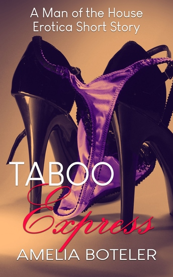 TABOO Express - A Man of the House Erotica Short Story - cover
