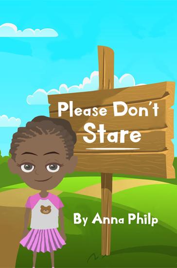 Please Dont Stare - cover