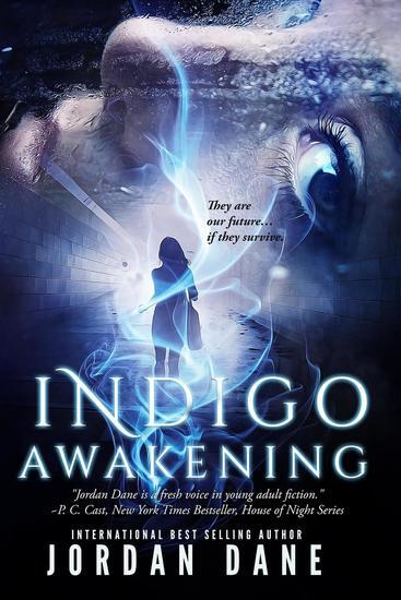Indigo Awakening - The Hunted #1 - cover