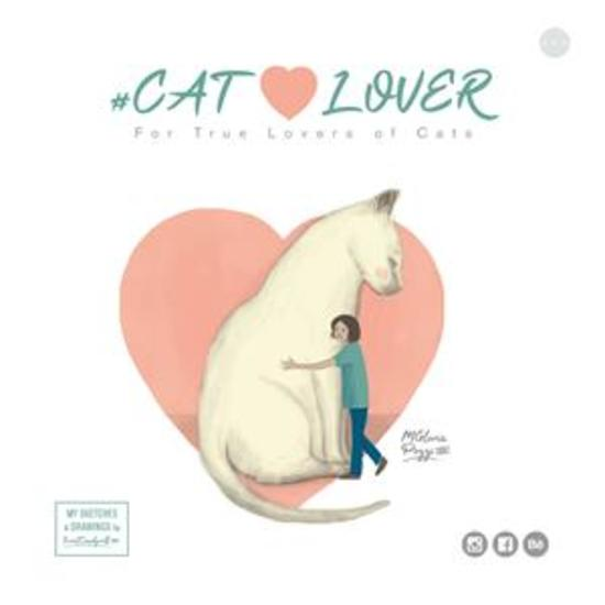 Cat lover - Eng - For True Lovers of Cats - cover