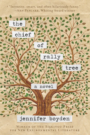 The Chief of Rally Tree - cover