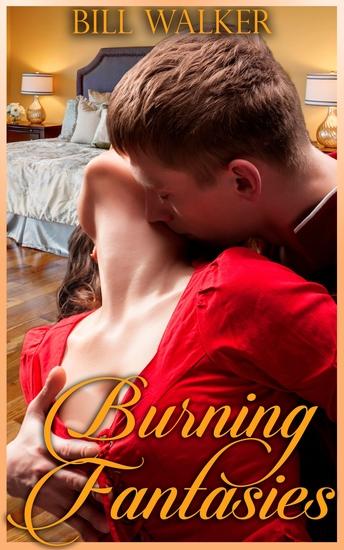 Burning Fantasies - cover