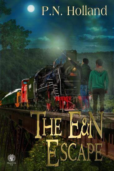 The E&N Escape - cover