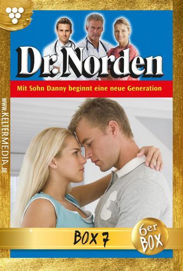 Dr Norden Jubiläumsbox 7 - Arztroman - E-Book 1042-1047 - cover