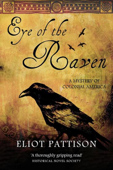 Eye of the Raven - Duncan McCallum #2 - cover