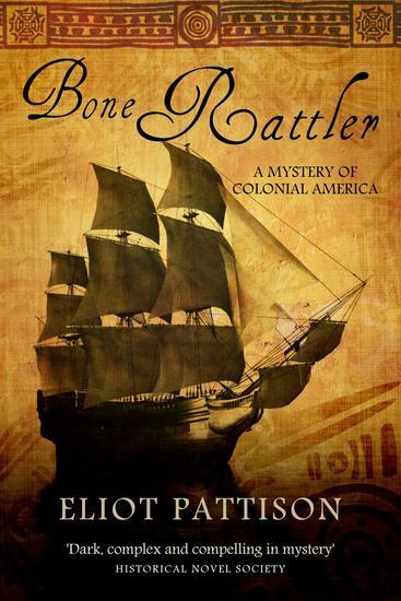 Bone Rattler - Duncan McCallum #1 - cover