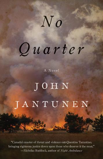 No Quarter - A Novel - cover