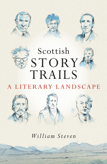 Scottish Storytrails - A Literary Landscape - cover
