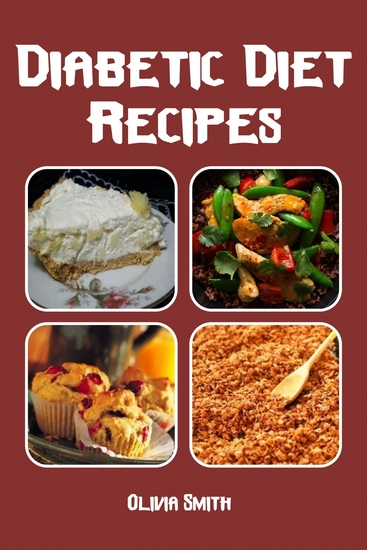 Diabetic Diet Recipes - cover