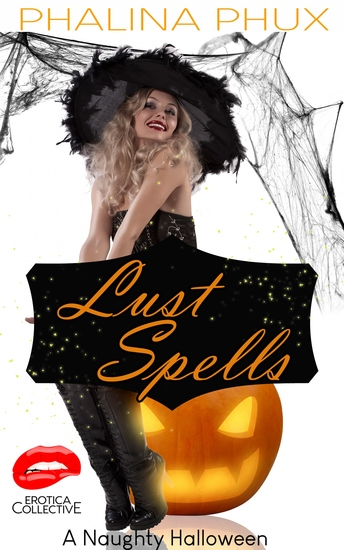 Lust Spells - A Naughty Halloween - cover