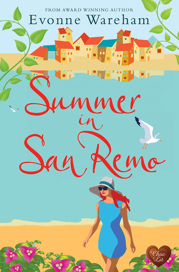 Summer in San Remo - cover