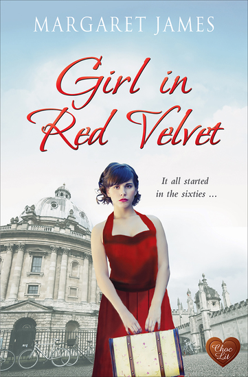 Girl in Red Velvet - cover