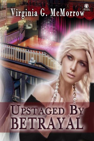 Upstaged by Betrayal - cover