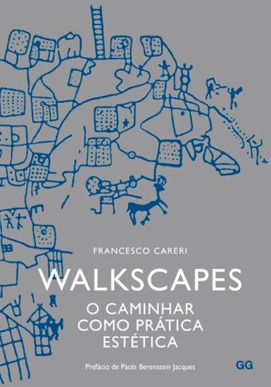 Walkscapes - O caminhar como prática estética - cover
