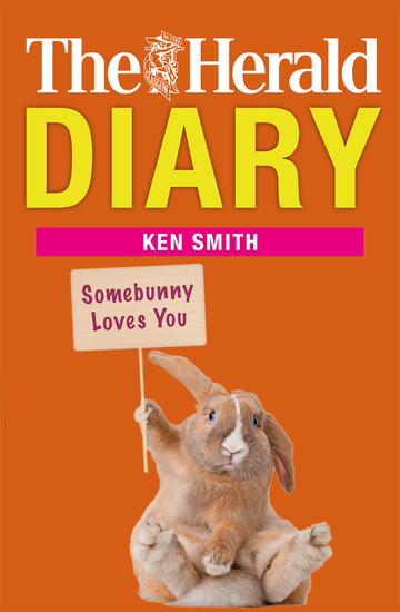 The Herald Diary - Somebunny Loves You - cover