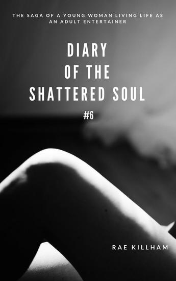 Diary of the Shattered Soul #6 - Diary of the Shattered Soul - cover