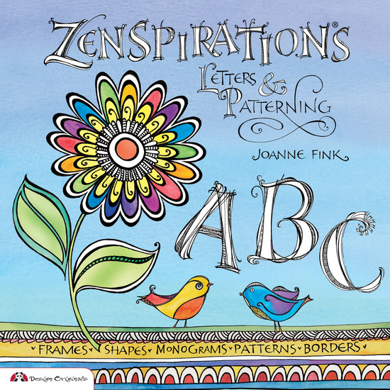 Zenspirations - Letters & Patterning - cover