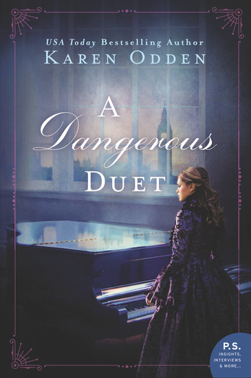 A Dangerous Duet - A Novel - cover