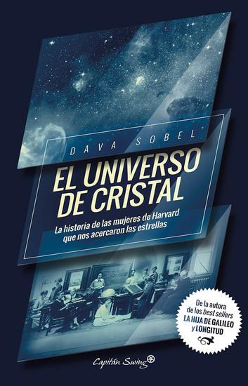 El universo de cristal - cover