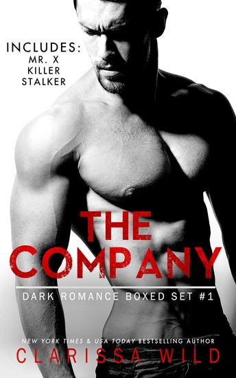 The Company - Dark Romance Boxed Set #1 (Includes: Mr X Killer Stalker) - cover