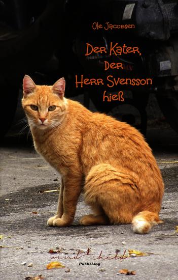 Der Kater der Herr Svensson hieß - cover