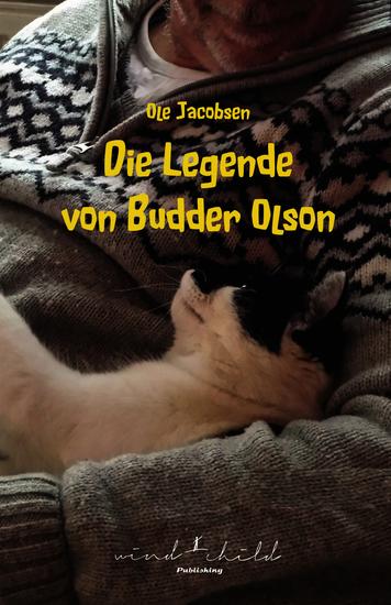 Die Legende von Budder Olson - cover
