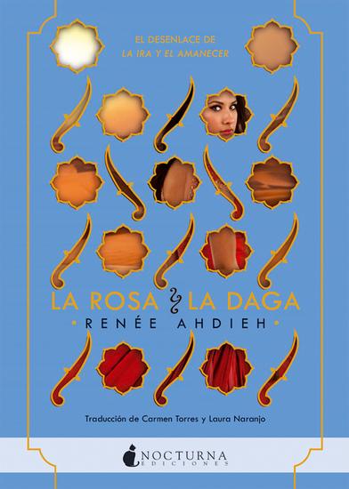 La rosa y la daga - cover