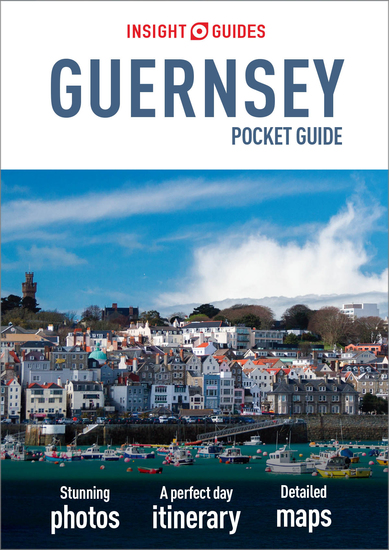 Insight Guides Pocket Guernsey (Travel Guide eBook) - cover