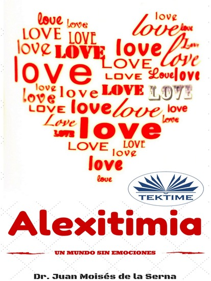 Alexitimia - Un Mundo Sin Emociones - cover