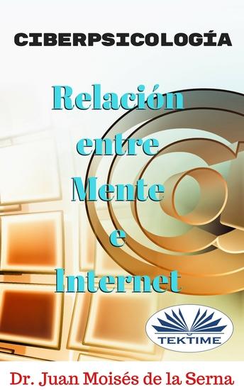 Ciberpsicología - Relación Entre Mente E Internet - cover