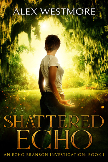 Shattered Echo - cover