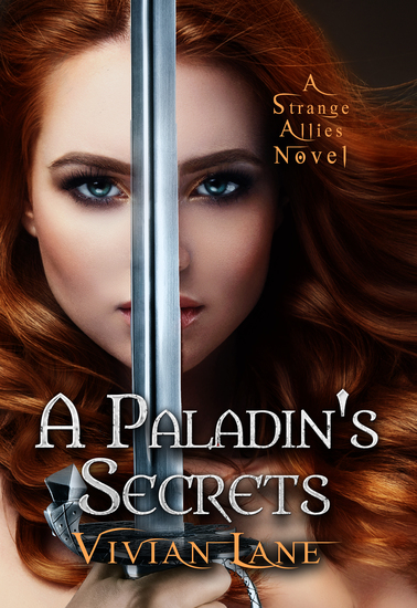 A Paladin's Secrets - cover