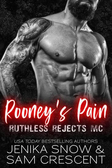 Rooney's Pain (Ruthless Rejects 2) - Ruthless Rejects MC - cover