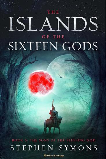 The Sons of the Silent God - The Islands of the Sixteen Gods #5 - cover