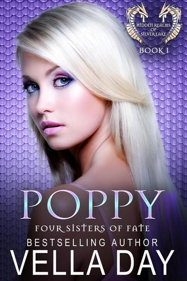 Poppy-Hidden Realms of Silver Lake - Four Sisters of Fate #1 - cover